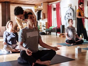 7 Day Personal Contemplation Yoga and Meditation Retreat in Industry, Maine