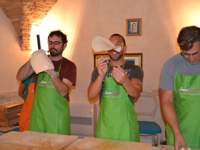 7 Days Wine, Gelato Making, and Cooking Holidays in Abruzzo, Italy