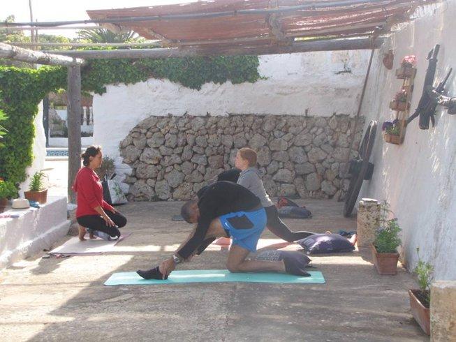 5 jours en stage de yoga pour améliorer votre vie, Espagne