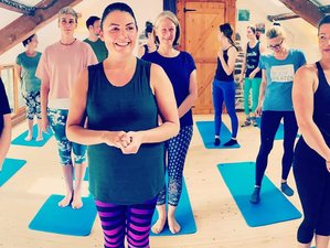 4 Days Pilates Weekend Holiday with Amy Kellow in Devon, UK