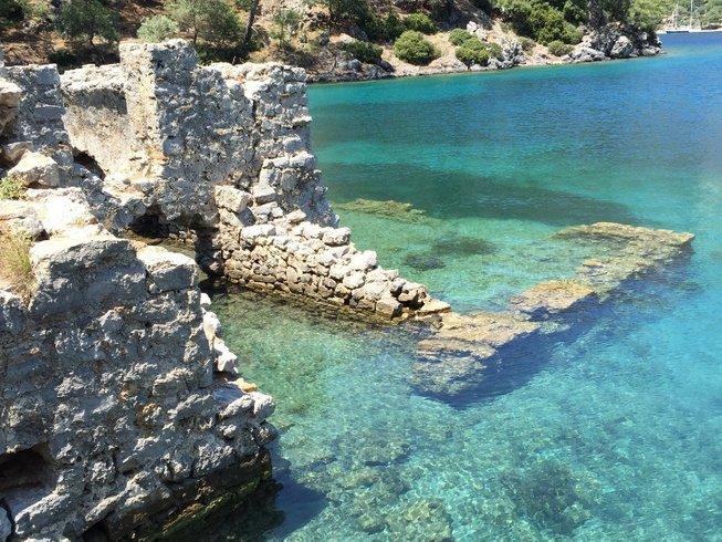 4 Days Yoga Cruise Retreat in Turkey