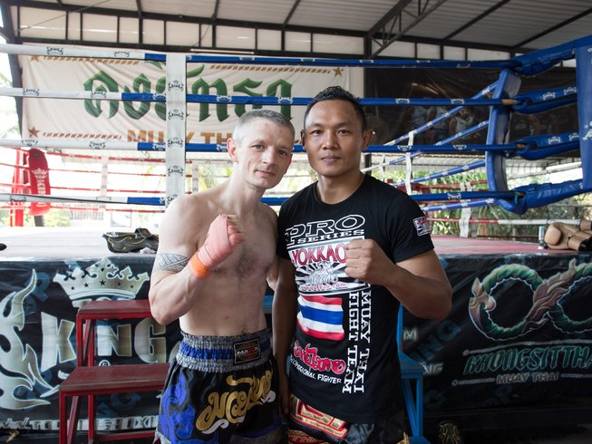 29 Days Muay Thai Camp in Thailand
