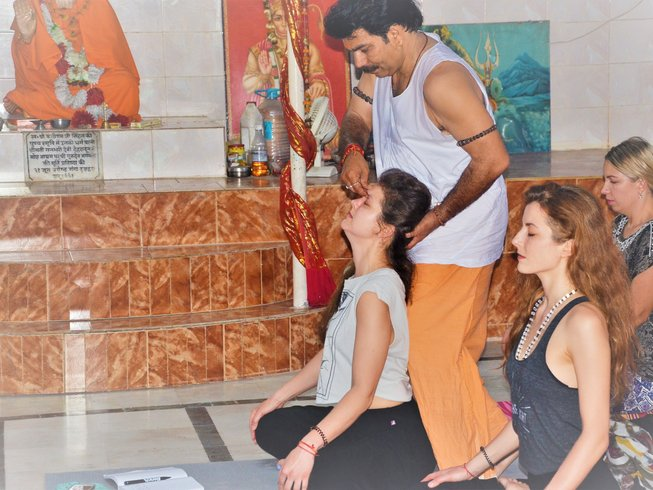 71 days 500 Hours Yoga Teacher Training Course in Rishikesh, India