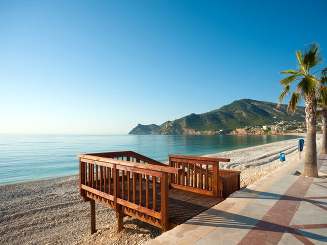 5 days all inclusive luxury yoga holiday in alicante for Luxury holidays all inclusive