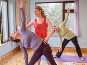 3 Days Yin Yoga Retreat with Graine O'Malley in County Galway, Ireland
