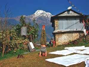 14 Days Meditation and Yoga Retreat Nepal