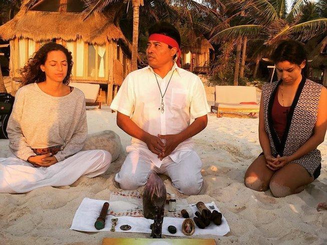 6-Daagse Strandzijde Luxe Meditatie en Yoga Retraite in Tulum, Mexico