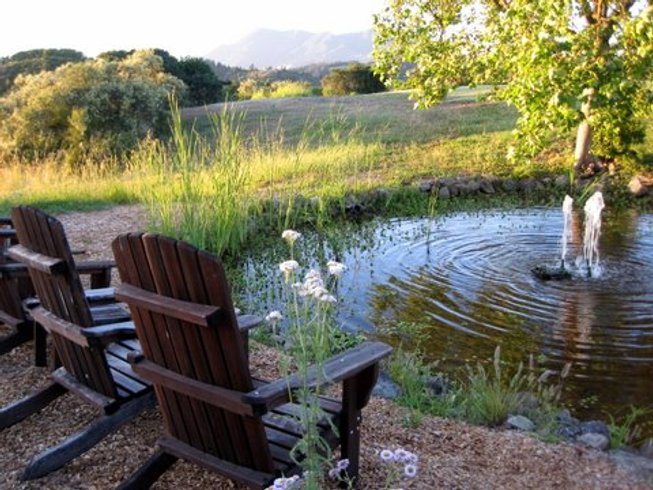 "3 Days ""Wine Country"" Yoga and Meditation Retreat California, USA"