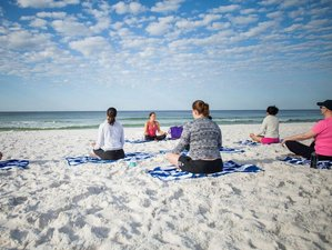 4 Day Relax and Rejuvenate Yoga Holiday in Destin, Florida
