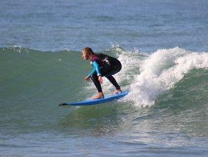 8 Days Intermediate Surf Camp in Tamraght, Souss-Massa, Morocco