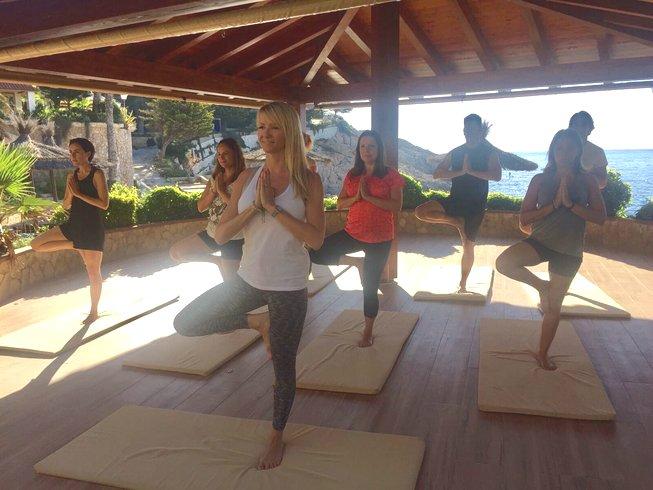 3 Days Yoga Retreat in Costa Brava, Spain
