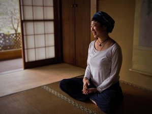 3 Days Nourishing Detox and Yoga Retreat in Kanto, Japan