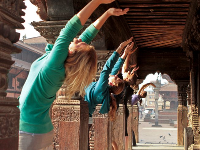 3 Days Yoga Lifestyle Retreat in Kathmandu, Nepal