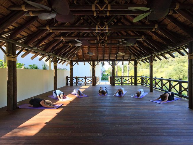 7 Days Yoga Retreat in Spain