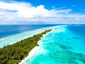 8 Days Yoga Retreat in the Maldives with Hatha, Yin Yoga and Meditation