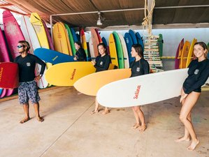 4 Day Surf Lessons Package in Jaco, Costa Rica