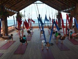 3 jours en stage de yoga et spa pour se détendre près de l'océan à Seseh, Bali