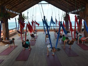 3 Tage Entspannender Yoga und Spa Retreat Direkt am Meer in Seseh, Bali