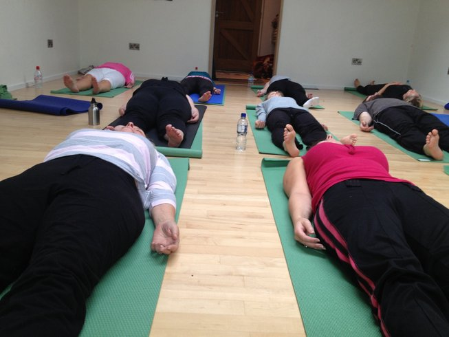 3 Days Spring Weekend Yoga Retreat UK