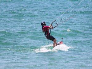 5 Days Yoga Retreat and Learn Kite boarding Retreat in Ñuro, Peru