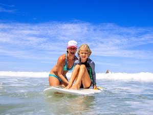 8-Daagse Familie Surf & Yoga Retraite in Costa Rica
