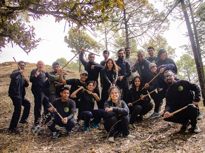 10 Days Shaolin Kung Fu Camp in India
