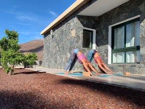 8 Days Vegan Yoga and Meditation Holiday on Fuerteventura, Spain