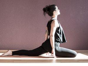4 Tage Vinyasa Yoga Retreat am Thunersee in der Schweiz