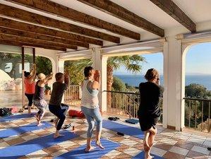 6 Day Soul Full Yoga Retreat with Sacred Sound Healing Journey in Tarifa, Cádiz