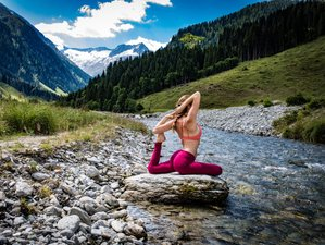 5 Nights Calm Down with Yoga in Gerlos, Austria