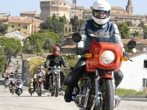 5 Days Self-Guided Motorcycle Tour in Le Marche, Italy