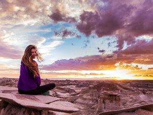 7 días de sanación y detox con yoga en el desierto de Chile