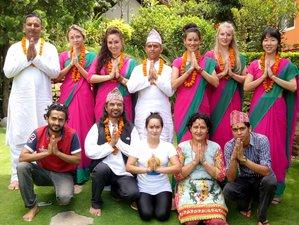 36 Days 300-Hour Advanced Transformational Yoga Teacher Training in Kathmandu, Nepal