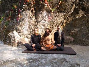 7 Tage Musikalische Reise ins Innere, Meditation und Yoga Retreat in Rishikesh, Indien