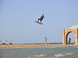 7 Day Beginners Kite Surf Camp in the Beautiful and Sunny Location, Hurghada, Red Sea