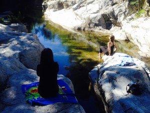 7 jours en stage de yoga, méditation, crusine, psychologie énergétique dans les Cévennes, France