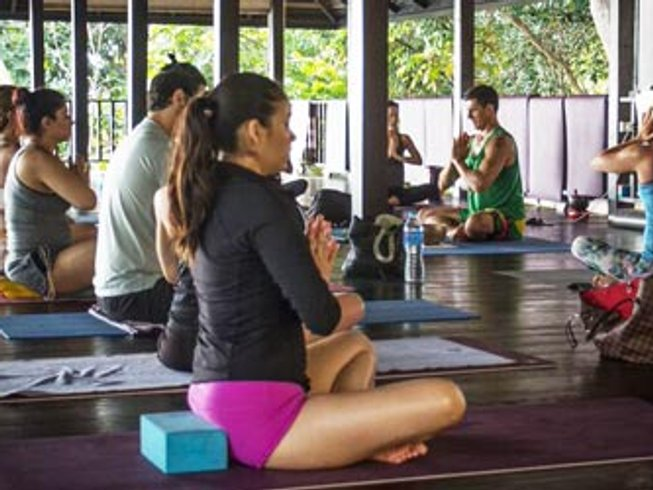 6 Days Detox Yoga Retreat in Koh Samui, Thailand