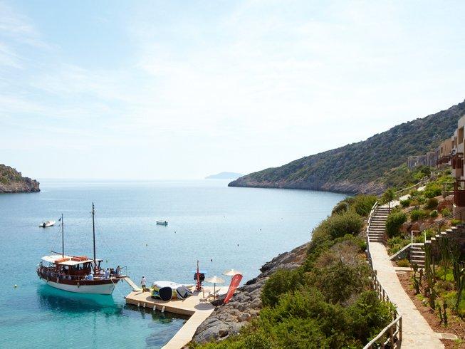 8 Days Luxury Yoga Retreat in Greece