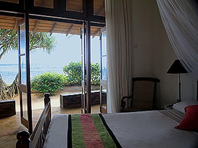 8 Days Yoga and Ayurveda Retreat at Barberyn, Sri Lanka