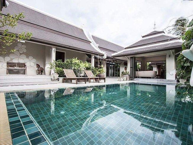 8 jours en retraite de yoga et méditation pour manger sainement à Koh Samui, Thaïlande