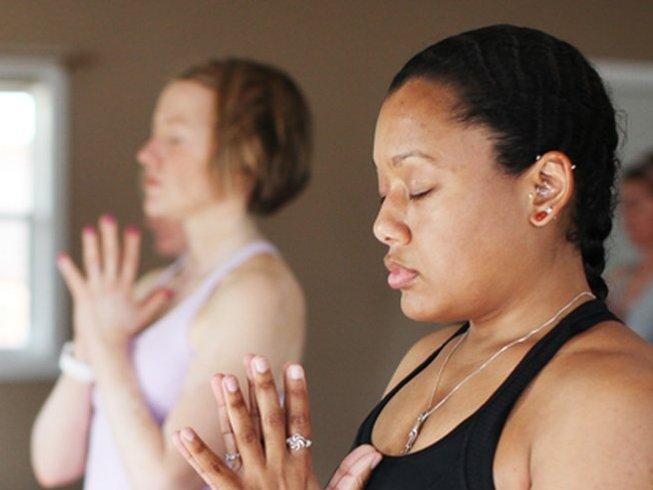 3 días retiro de yoga y meditación, fin de semana para mujeres en Georgia, Estados Unidos