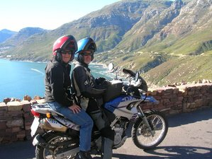 17 Days Cape to Vic Falls Safari Motorcycle Tour in South Africa, Namibia, Botswana, and Zambia