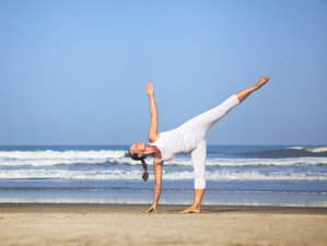 12 Tage Sonne, Strand und Yoga Retreat in Goa, Indien