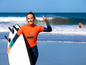 8 Days Inspiring Surf Camp in Las Palmas de Gran Canaria, Spain