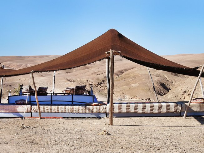 8 Days Yoga and Mindfulness Retreat in Morocco Desert