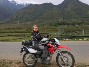 6 Days Ladies Only Guided Motorcycle Tour in Vietnam