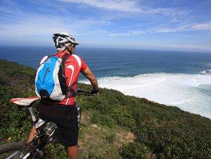 8 Tage Yoga und E-Mountainbiken in traumhafter Küstenlandschaft an der Algarve, Portugal