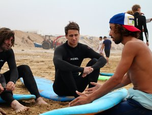 6 Day of Unique Surf and Relaxing Yoga Experience in Aourir, Agadir
