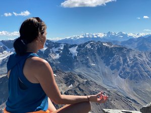 5 Day Swiss Yoga and Hiking Holiday in Sertig Valley, Davos