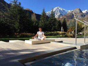3 Days Mont Blanc Yoga Retreat in Italy